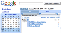 Remember The Milk for Google Calendar (Daily Gadget)